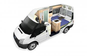 Image Result For Ford Transit Conversion Van