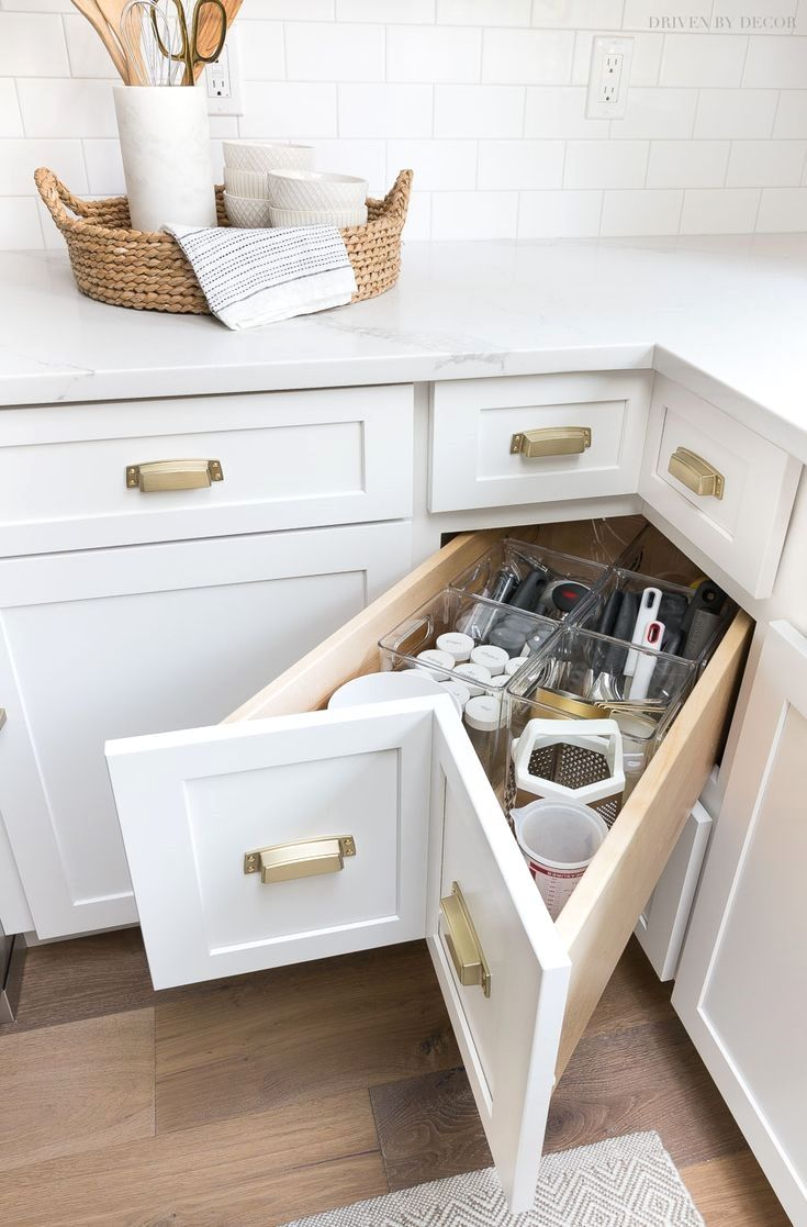 There are SO many fabulous kitchen cabinet storage and ...