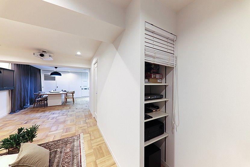 ライフスタイルに合わせた上質な住まい 暮らしにこだわったマンションリノベ マンションリノベーション事例 Suvaco スバコ マンション リノベーション 家 リノベーション リビング