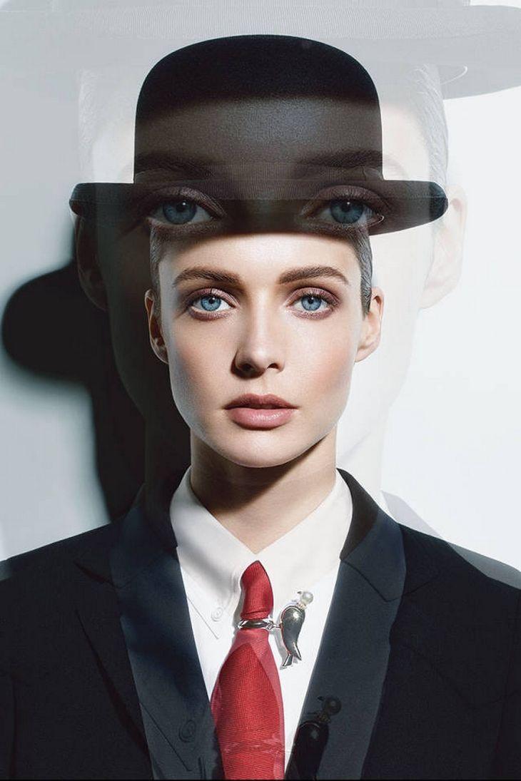 Jeff Koons Muses on Surrealist René Magritte | Rene magritte