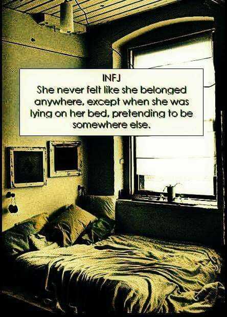 Infp in bed