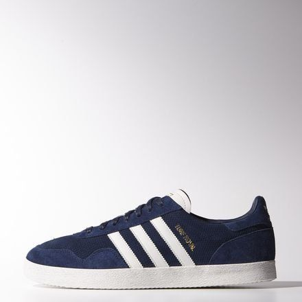Adidas Turf Royal Schuhe Sneaker Turnschuhe Trainers blau Wildleder -  http://on-