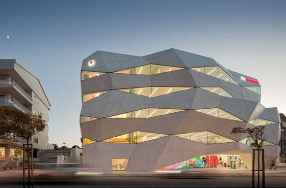 Attractive Vodafone Portugal Head Office, Porto Awesome Ideas