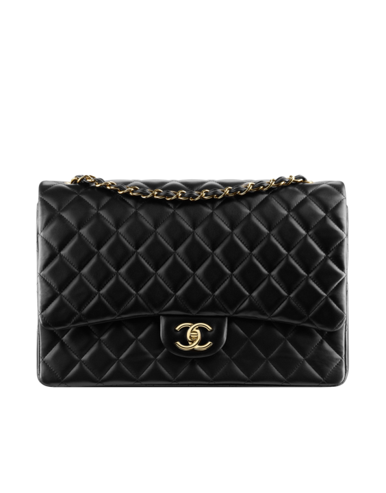a319f09adf0 Classic flap bag in quilted... - CHANEL...not sure if I want gold or silver...but  oh do I want this bag!