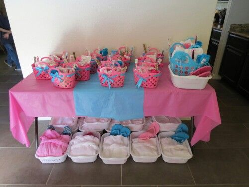 Girls gifts-Neviah's spa party