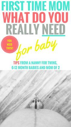 Baby Registry Checklist  What You Really Need As A First Time Mom
