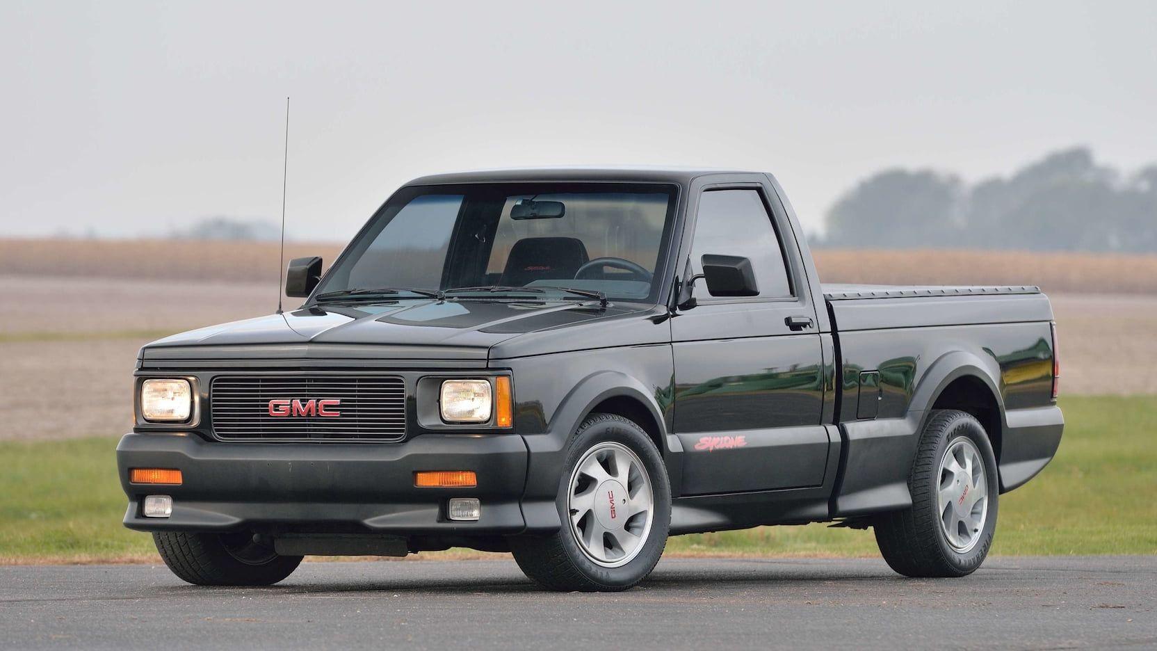 1991 Gmc Syclone Presented As Lot S45 1 At Kissimmee Fl Autos Estados Unidos