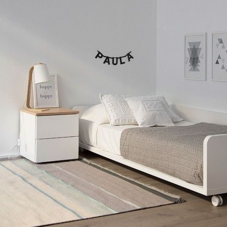 Elmo cama nido ruedas camas y divan cama for Cama nido divan