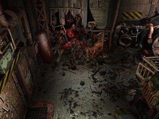Dead Tyrant Resident Evil 3 Galerias