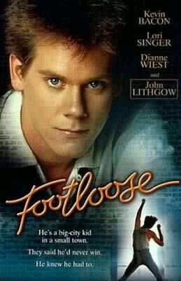 80s Fabulous Dance Movies Footloose Movie 80s Movies