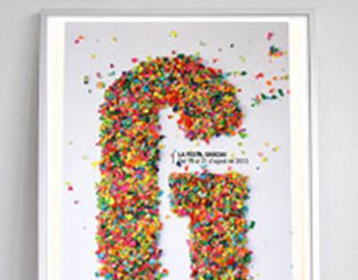Festes de Gràcia 2013 Poster
