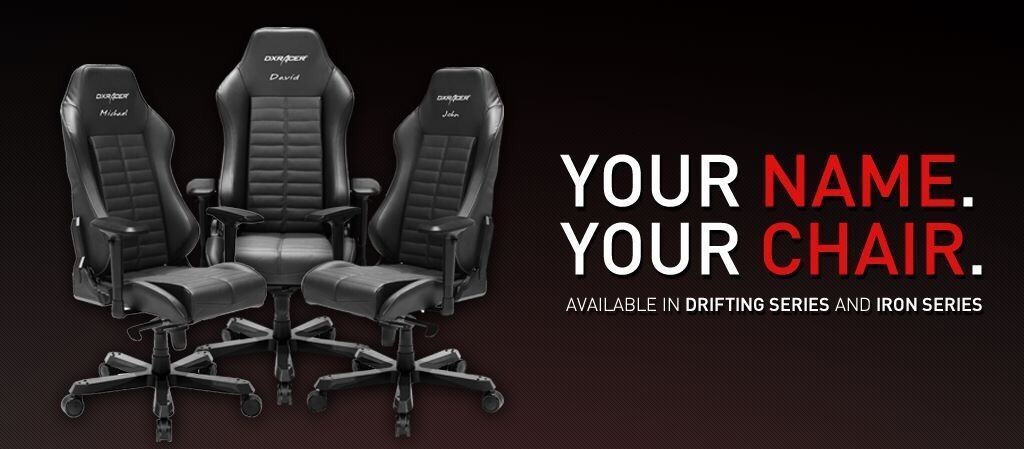 Gaming Chair With Your Name
