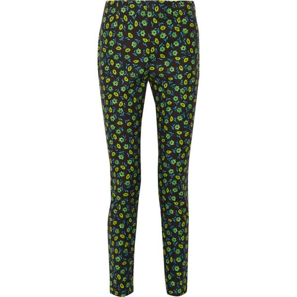 Printed cotton trousers Prada Sale With Mastercard Get Authentic For Sale Clearance Clearance Clearance Low Price 4sxPje