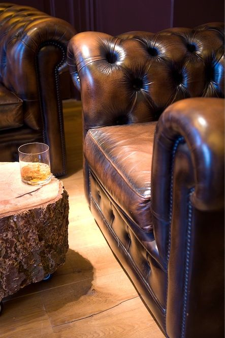 Hotel Pincoffs Rotterdam I Photography by Frank Brandwijk I Styling Mirjam van der Rijst I Interior 'Classic' 'Bar Lounge'