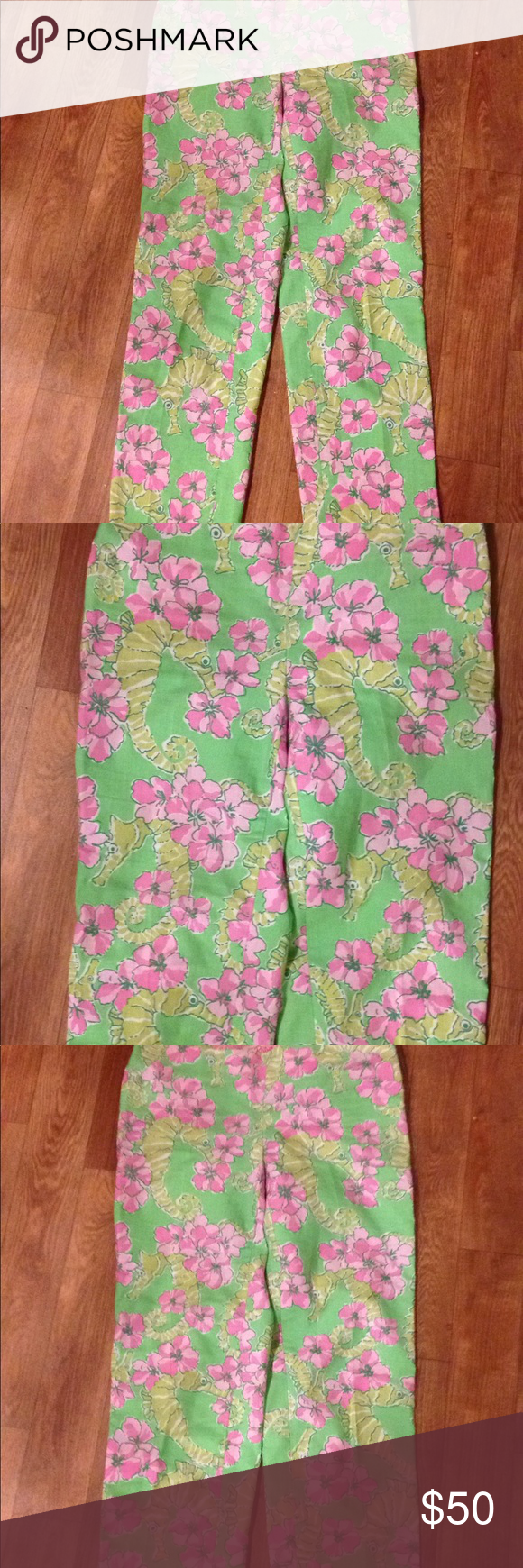 Lilly Pulitzer Pants Beautiful Style And Colors As Well Quality Straight Leg