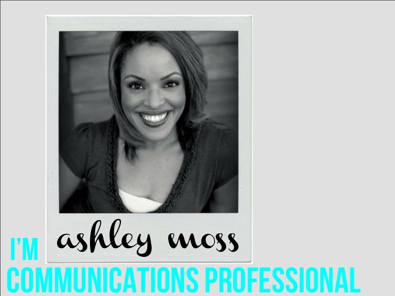 Communications Professional PowerPoint resume #visualresume - powerpoint resume