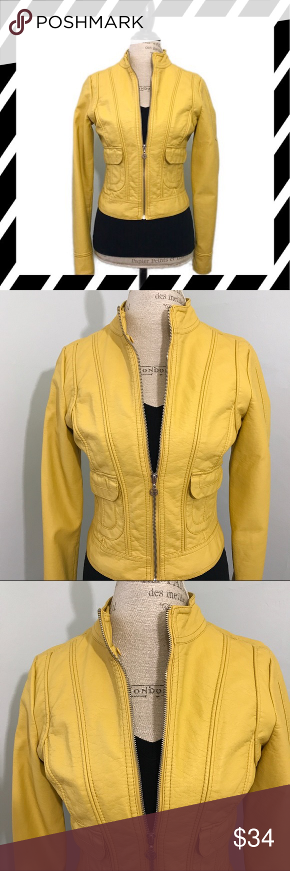 Jou Jou • Moto Jacket Fashion, Clothes design, Fashion