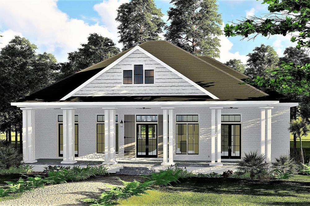20+ A frame farmhouse plans inspiration
