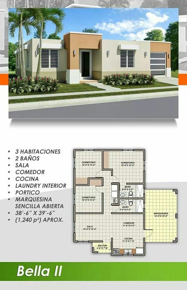 bella ii - Conceptual Design House
