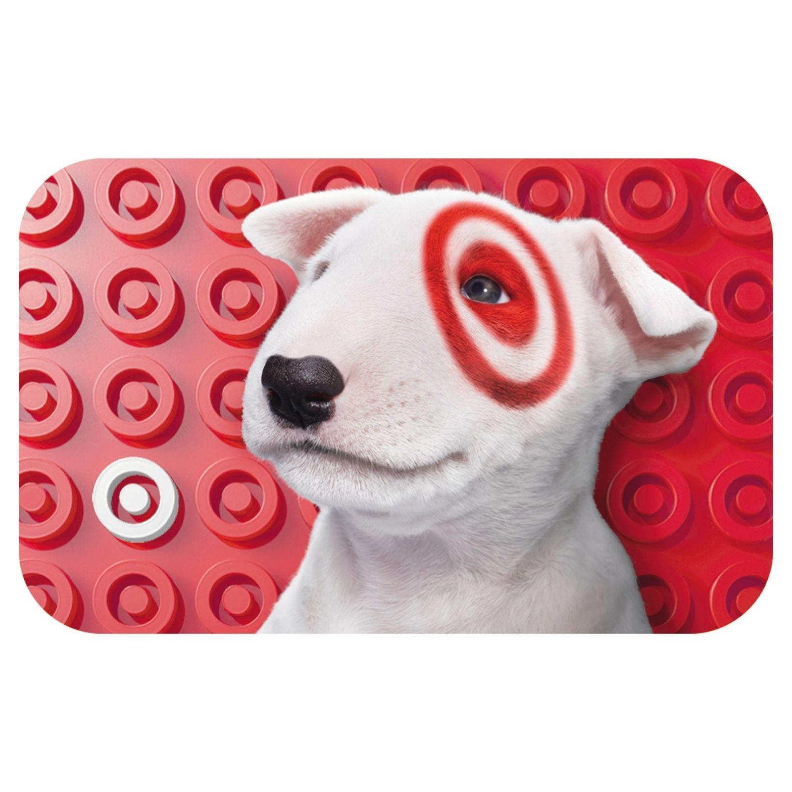 Coupons GiftCards Brand New Unused Target Puppy Dog Bullseye 100 Gift Card Free Fast Shipping