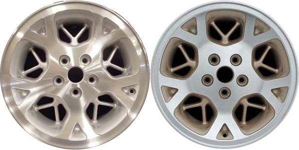 1996 jeep grand cherokee wheel bolt pattern
