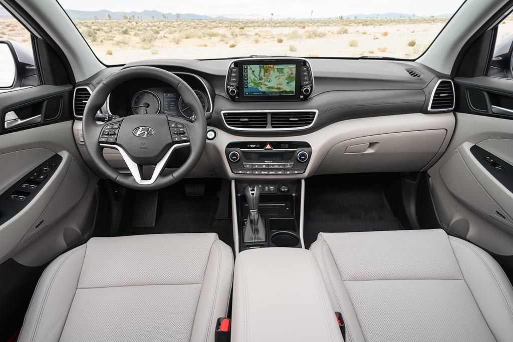 2020 Hyundai Tucson Review Hyundai tucson, Tucson