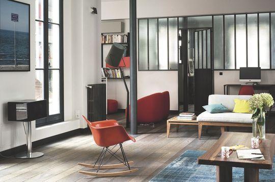 R novation appartement de 200 m2 paris place Formation decoration interieur paris