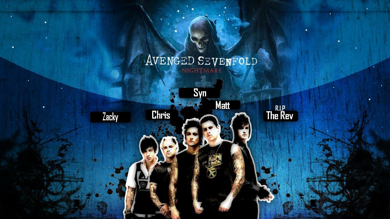 Avenged Sevenfold Nightmare Wallpaper Full Hd Avenged Sevenfold Avenged Sevenfold Wallpapers Nightmare