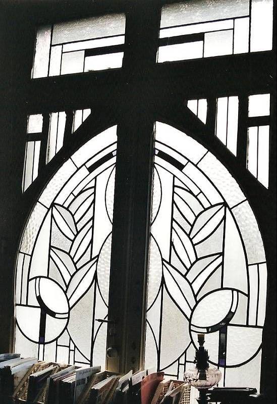 vitrail archives art nouveau et art d co pinterest. Black Bedroom Furniture Sets. Home Design Ideas