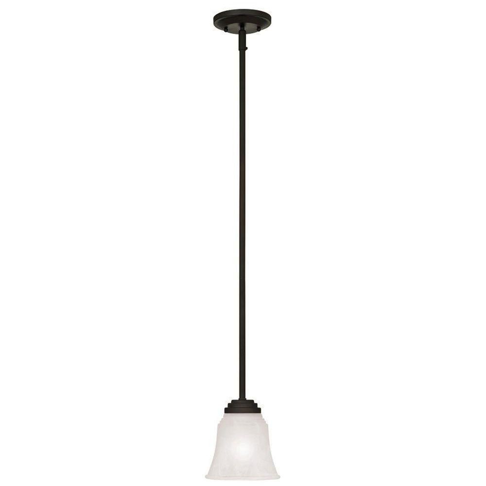 Westinghouse Wensley 1 Light Oil Rubbed Bronze Pendant 6220100 Bronze Pendant Pendant Lighting Oil Rubbed Bronze