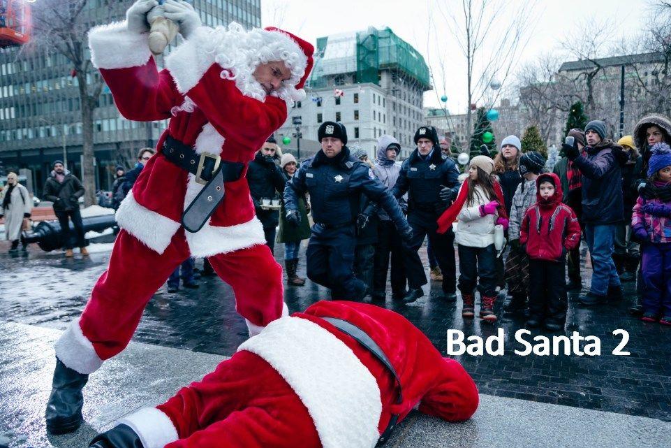 Watch Bad Santa in HD [[ ]] Bad Santa