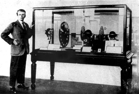 Mechanical Television: John Logie Baird invented the