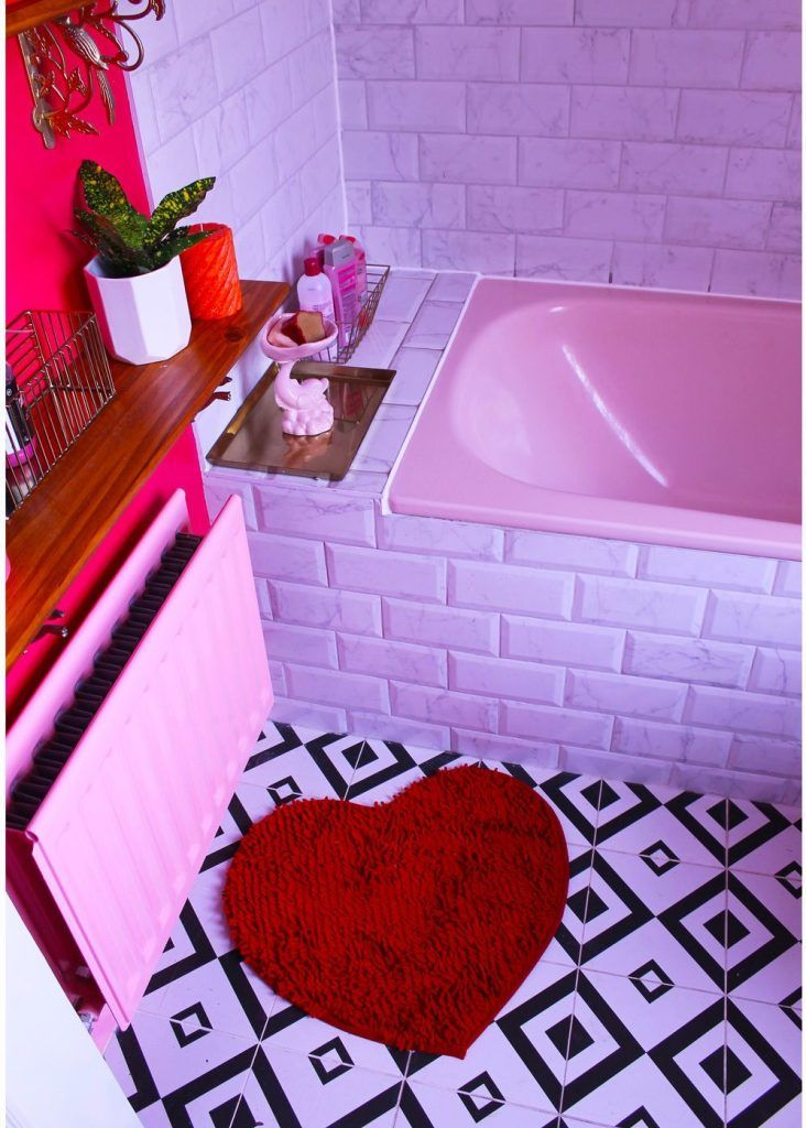 Photo of 7 Pink Bathrooms to Get Your Heart Racing | Interior Tips & Tricks
