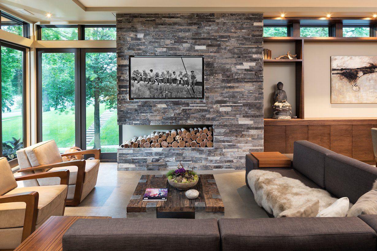 Lake Calhoun Organic Modern Home Constructed