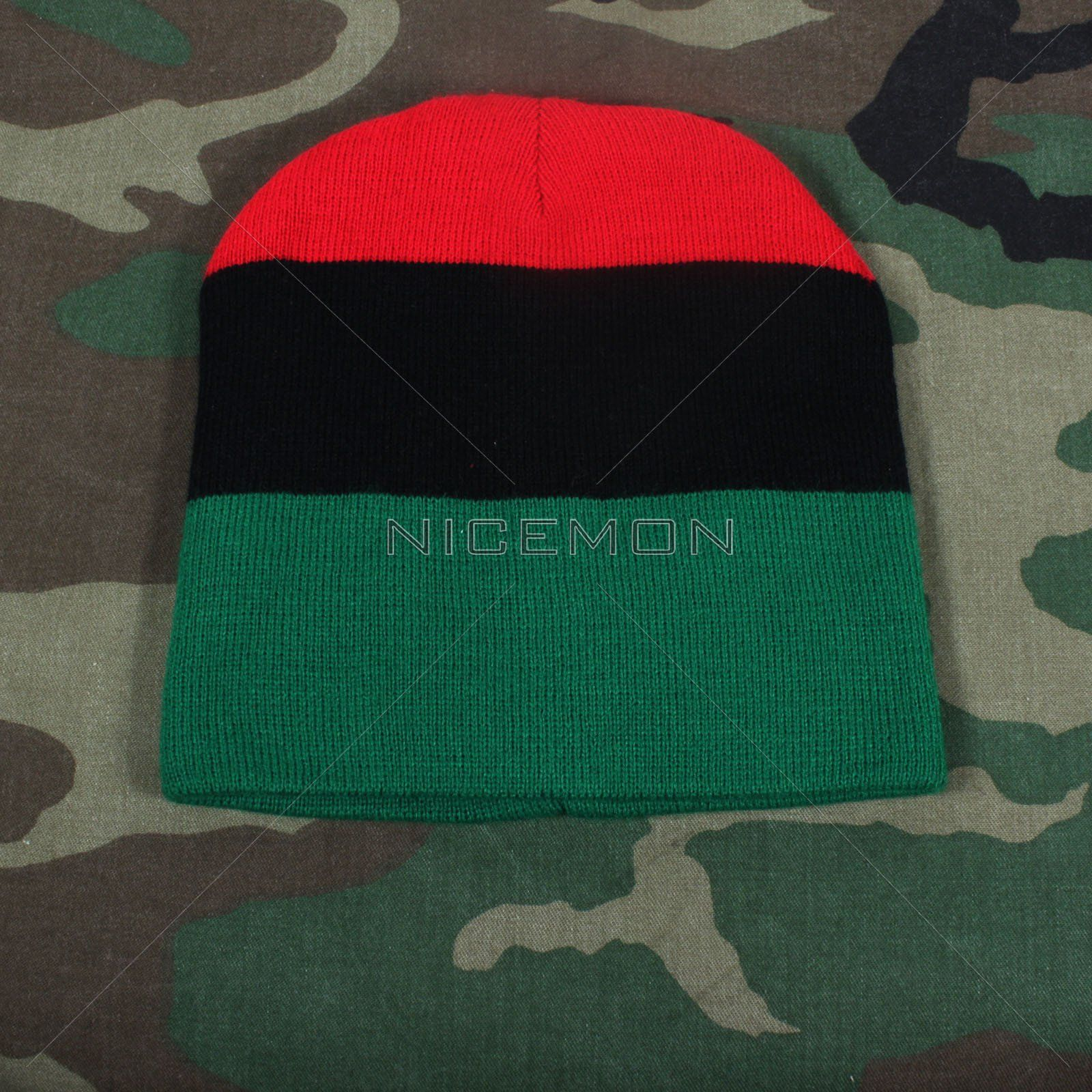 75ee90f4f0aac III Comfortable Beanie Great for Everyday Wear or to a Reggae Party - Very  Simple Unisex
