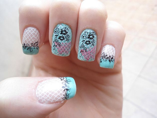 Most Amazing Nail Art Designs