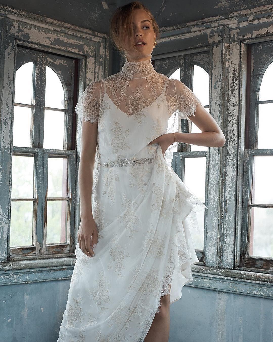 Anna Campbell 2019 Wedding Dresses: Make Instagram Shoppable - Curalate Like2Buy【2019】