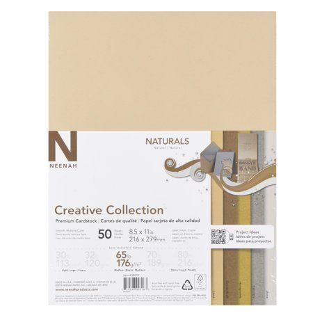 Office Supplies Card Stock Neenah Paper Color