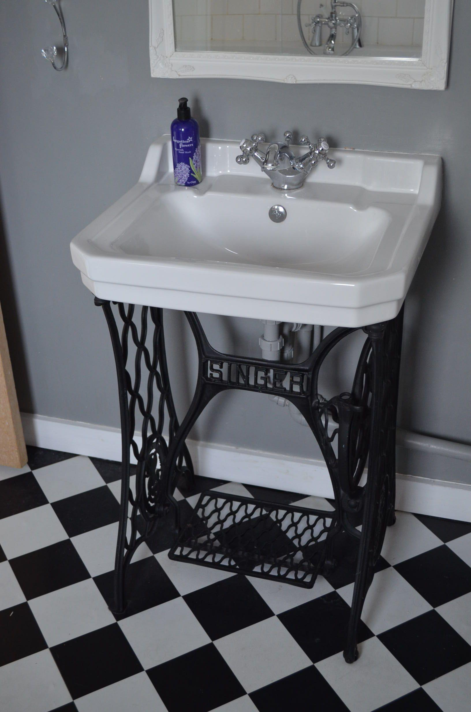 bathroom sink bases