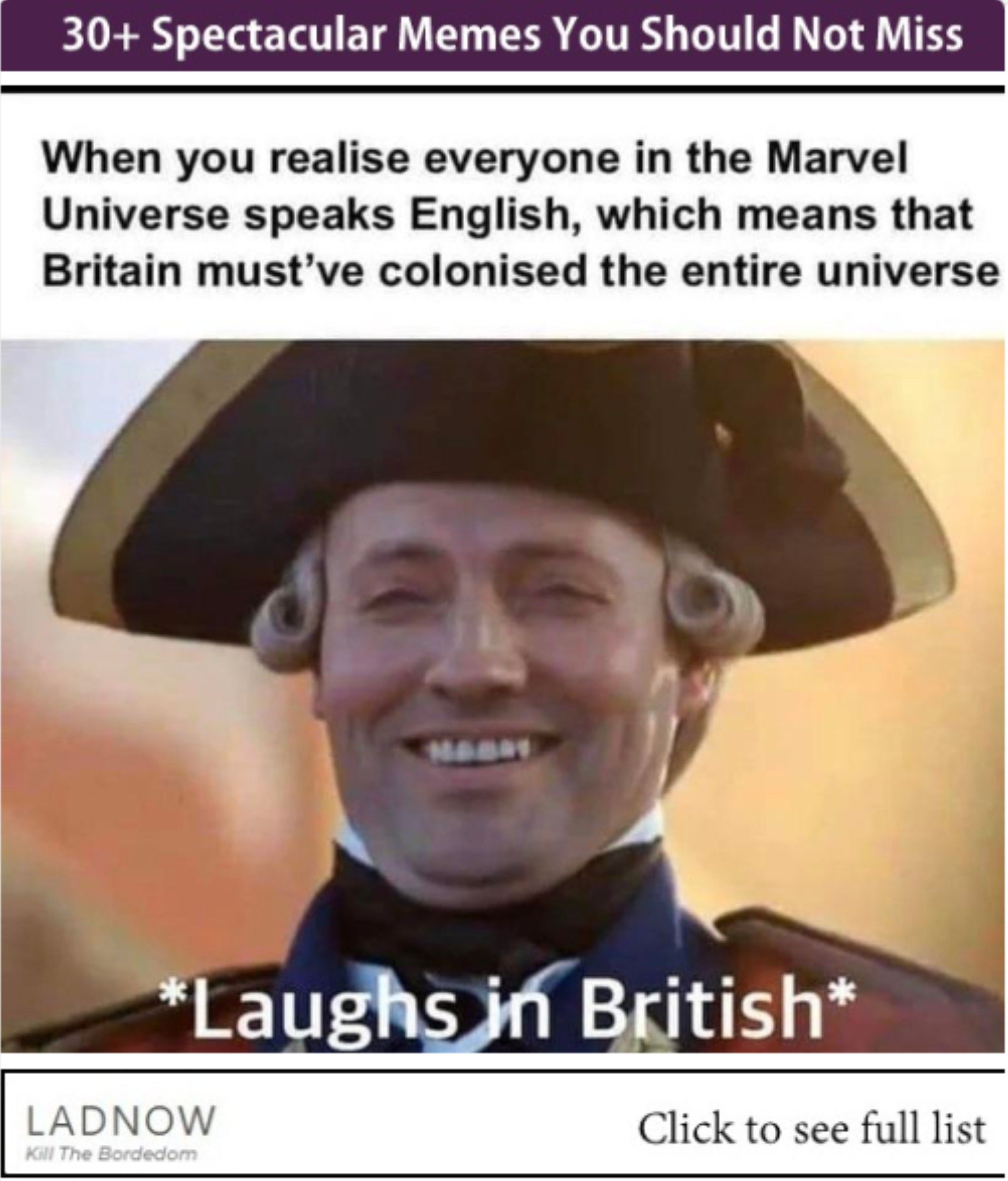 30 Spectacular Memes You Should Not Miss Ladnow British Memes Funny Marvel Memes History Memes