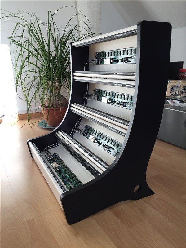 eurorack modular synth design cases studio in 2019 recording studio home design case dj music. Black Bedroom Furniture Sets. Home Design Ideas