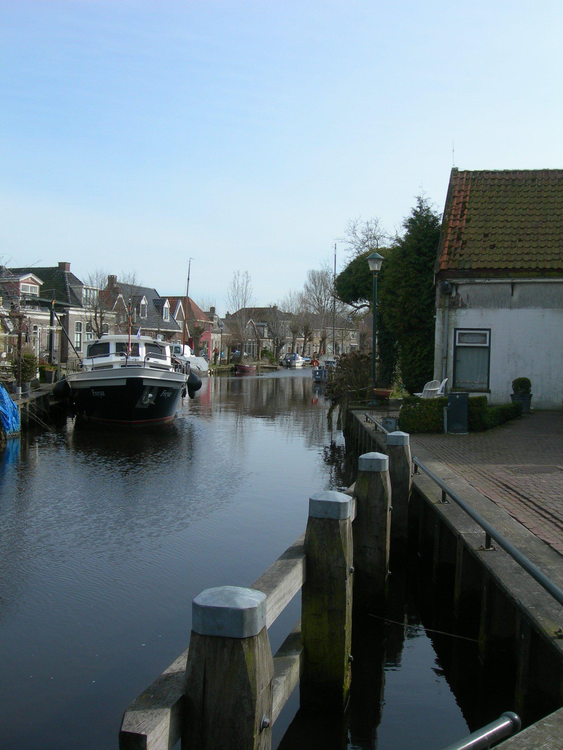 In Wargea. Friesland. Holland