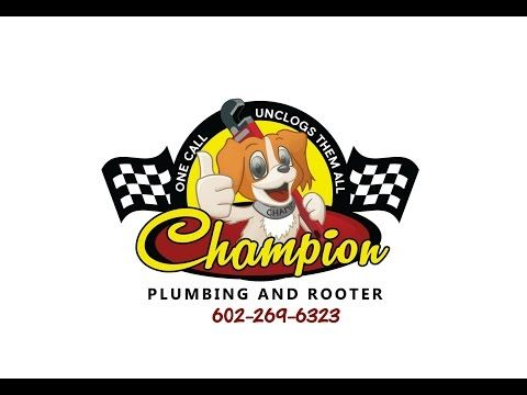 602 269 6323 Clogged Drain Rooter
