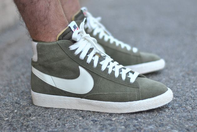 blazer nike lowers