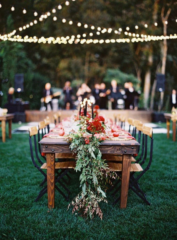 30 Unique Bohemian Outdoor Wedding Ideas | Gorgeous ...