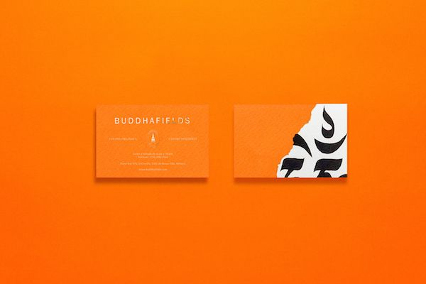 50 Stunning, Well-Designed Business Cards You Would Want To Hold On To - DesignTAXI.com