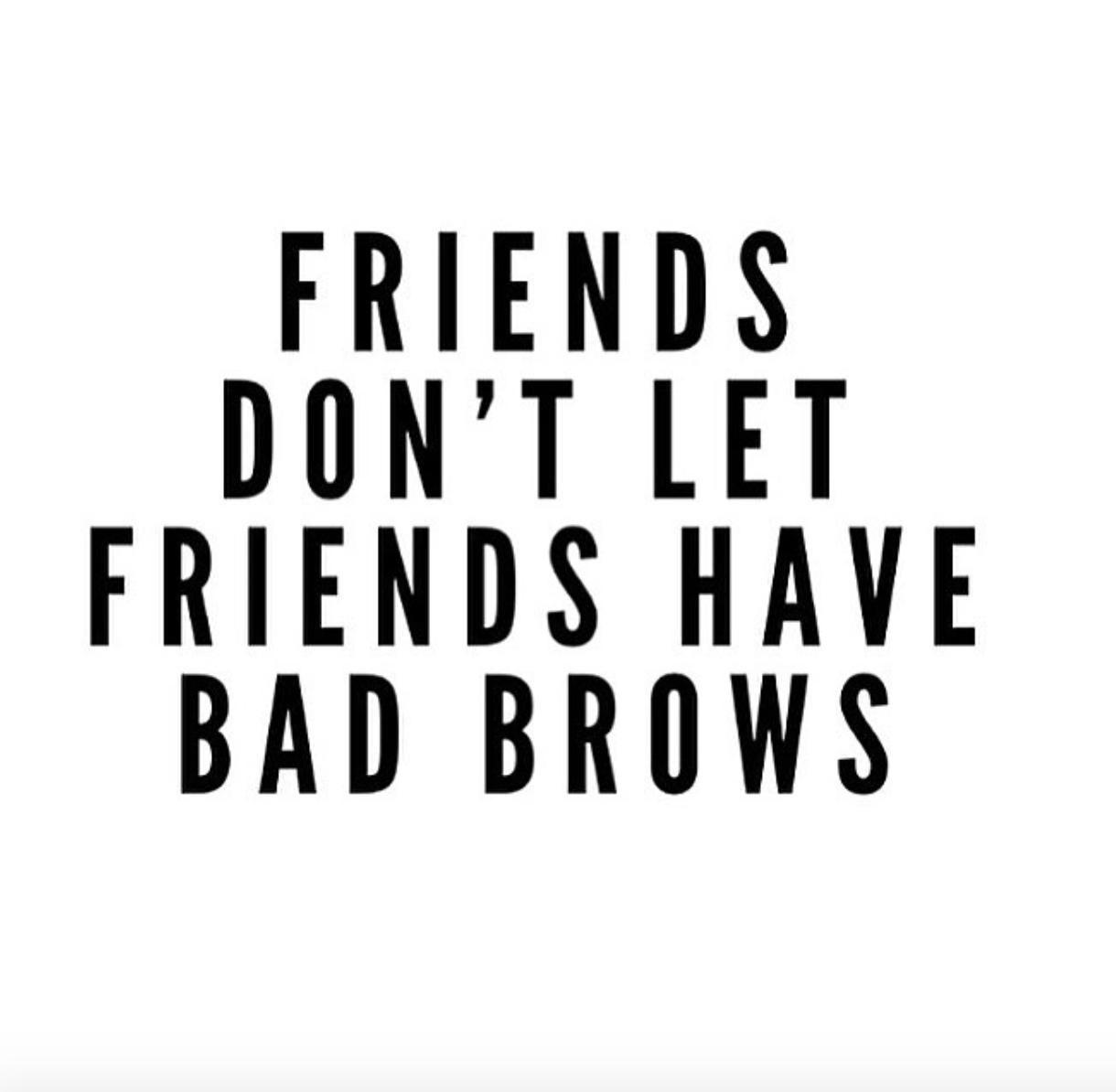 Mhm Has Your Bestie Got Your Back Nads Facial Wand Eyebrow
