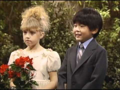 Full House Stephanie Gets Married To Harry I Remember This Episode Too Cute Full House Full House Funny Full House Tv Show