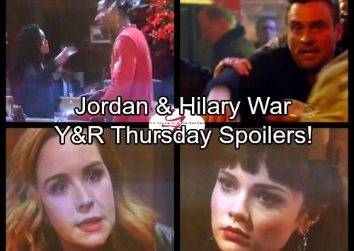 The Young and the Restless Spoilers: Chelsea Asks Jordan