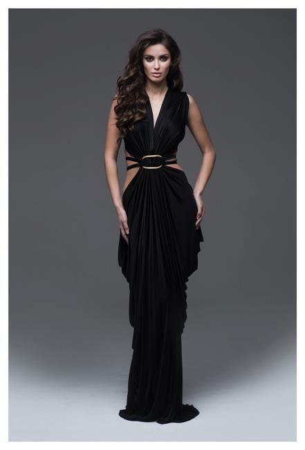26 Beautiful Evening Dresses With Asian Inspiration - Fashion Diva ...